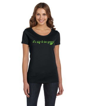 Women's Organic Cotton T-shirt